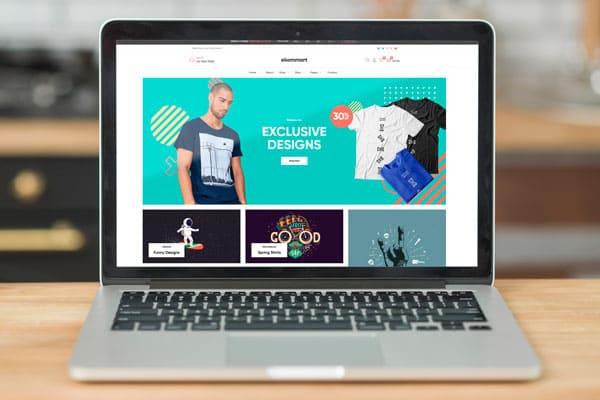 Diseño de tienda virtual