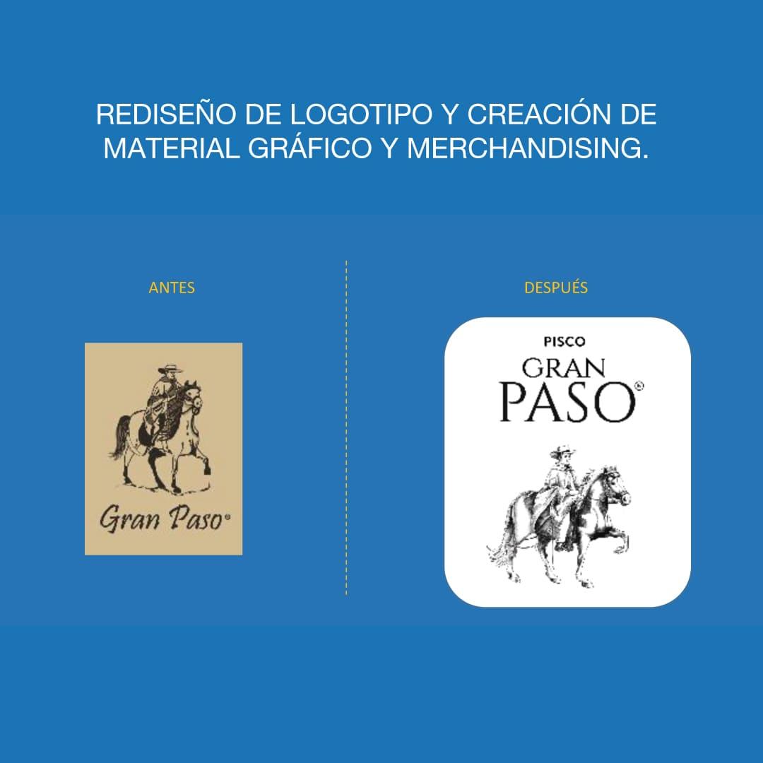 logotipo Pisto Gran Paso